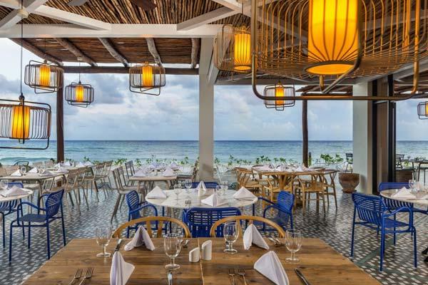 Restaurant - Ocean Riviera Paradise - All Inclusive - Riviera Maya, Mexico