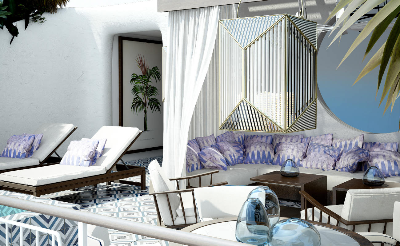 Ocean Riviera Paradise – Riviera Maya – Hotel Ocean Riviera Paradise Roof Top Junior Suite Eden