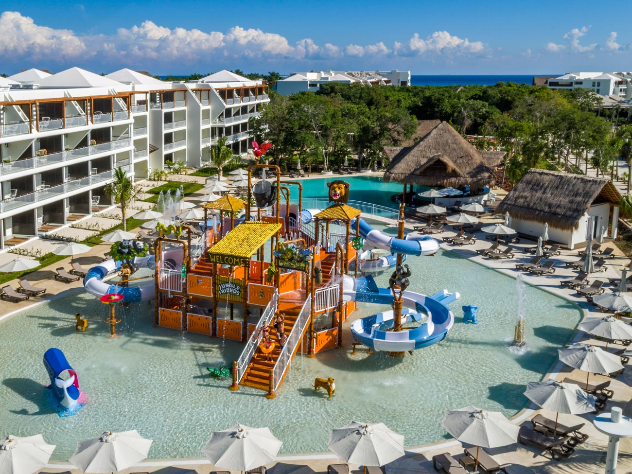 Ocean Riviera Paradise Riviera Maya Hotel Ocean Riviera Paradise Gallery